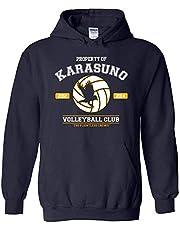 VidiAmazing 95vibes Property of Karasuno Volleyball Club Haikyuu Unisex Pullover Hoodie