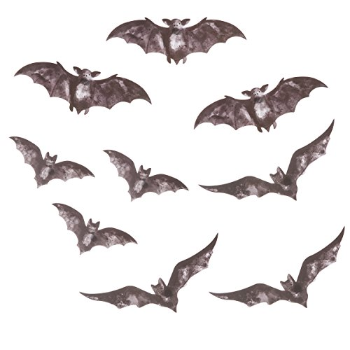 Martha Stewart Chipboard Bat Die Cuts -