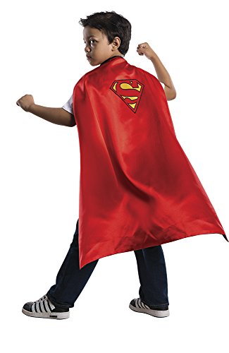 DC Comics, Reversible Batman and Superman Cape -