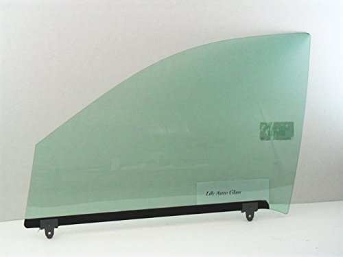 NAGD Fits 1999-2004 Oldsmobile Alero & 1999-2005 Pontiac Grand Am 4 Door Sedan Driver Side Left Front Door Window Glass - Front Glass Door Window