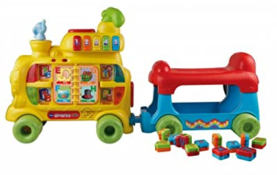 Vtech Sit-to-stand Alphabet Train by V Tech