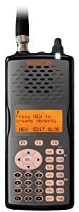 GRE PSR500 Digital Apco-25 Triple-Trunking Handheld Scanner (Discontinued by Manufacturer)