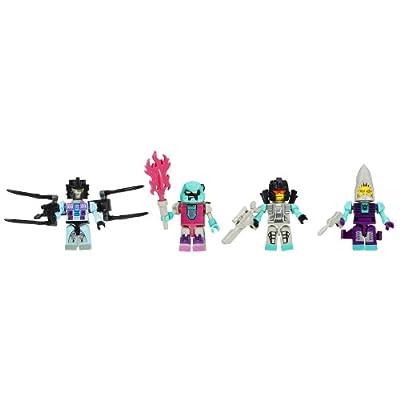 KRE-O Transformers Micro-Changers Combiners Decepticon Piranacon Construction Set (A4475): Toys & Games