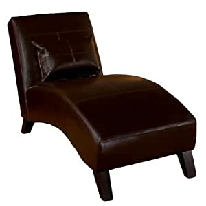 Amazon Com Great Deal Furniture 234475 Laguna Brown