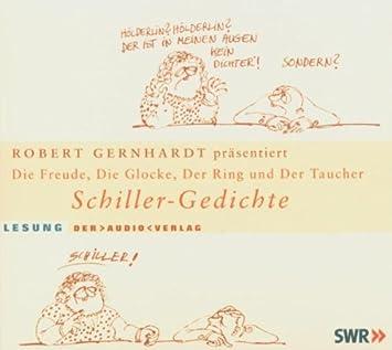 Robert Gernhardt Schiller Gedichte Amazoncom Music