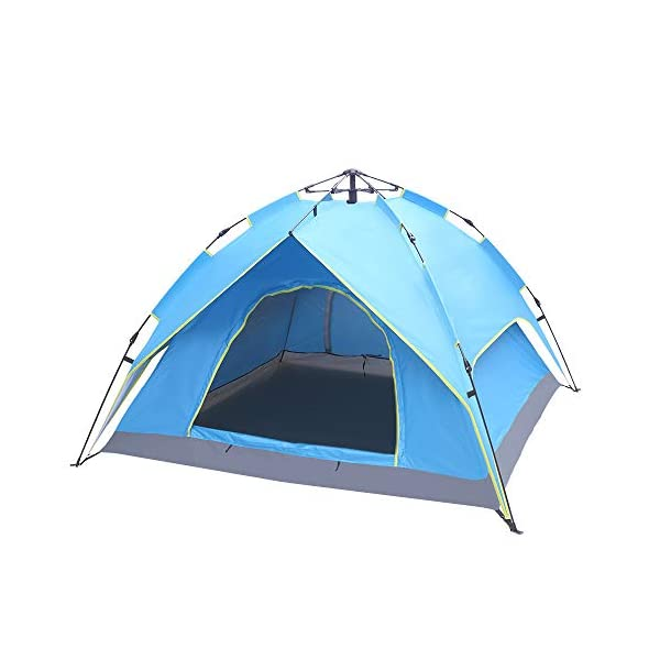 SoSo-BanTian1989-Camping-TentInstant-Pop-Up-Tent-with-Sun-Shelter-for-Hiking-Picnic-Backpacking-Beach-Waterproof-UV-Protection