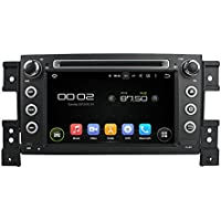 Android 5.1.1 Lollipop Car DVD Player GPS Radio Stereo Navigation System for 2005-2012 SUZUKI Grand Vitara