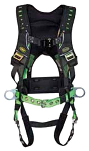 Guardian Fall Protection 193191 M-XL Monster Edge Harness with Side D-Rings by Guardian Fall Protection (Image #1)