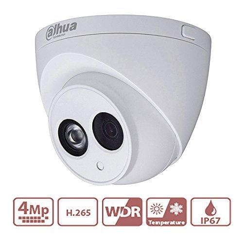 DaHua POE IP Camera 4MP 2.8mm Lens IPC-HDW4433C-A Upgrade fr