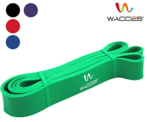 Wacces Resistance Pull Up Bands/Crossfit/Pull-Up Loop Body Bands/Power-Lifting Jump Band Training - Wcs Store