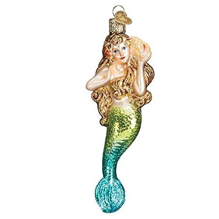 41u2mAW3WTL._SS450_ Mermaid Christmas Ornaments