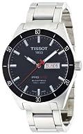 Tissot Men's T0444302105100 PRS 516 Stainless Steel Watch
