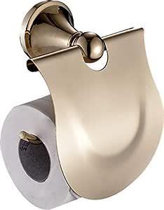 Toilet paper holder Golden stainless steel