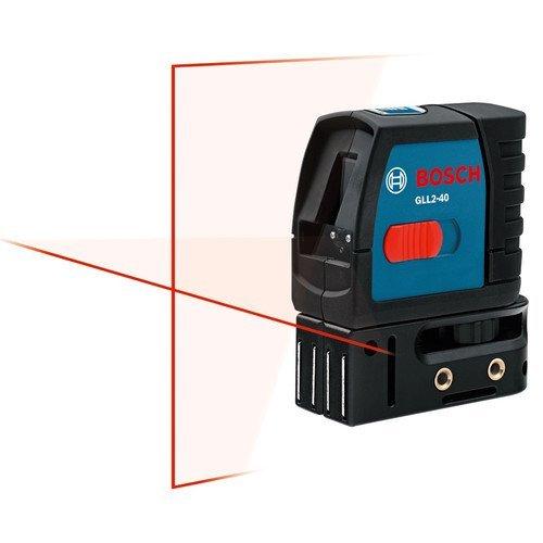 Bosch GLL2 40 Self Level Cross Laser