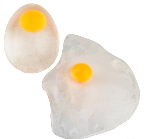 Egg Splat Squishy Sticky Pack product image