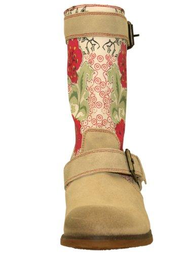 DESIGUAL Damen Designer Boots Stiefel Schuhe - MOTERA 1 -