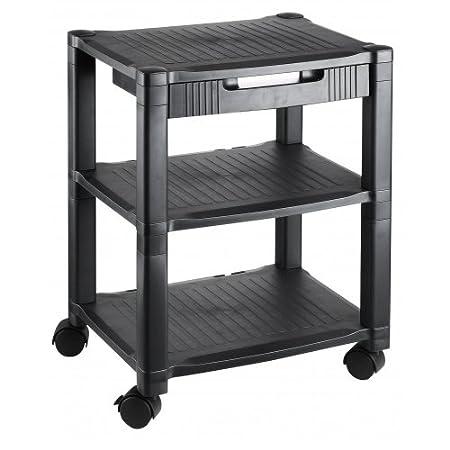hjh OFFICE 721081 mesa auxiliar para impresora ALTURA HIGH ...
