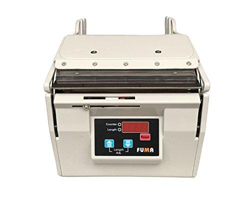 FA-100dispensador de etiqueta automático Counting Etiqueta separador Torn máquina de etiquetado autoadhesivo máquina de...