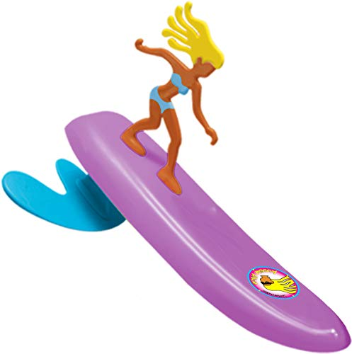 Surfer Dudes 2019 Edition Wave Powered Mini-Surfer and Surfboard Beach Toy - Aussie Alice
