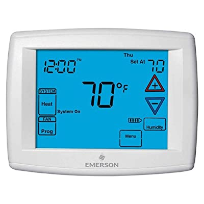 White-Rodgers 1F95-1291 Universal Thermostat with Programmable or Non-Programmab,