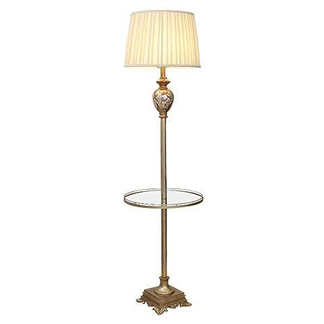 YHFX2 Salón dormitorio LED Lámpara de pie - Comedor de ...