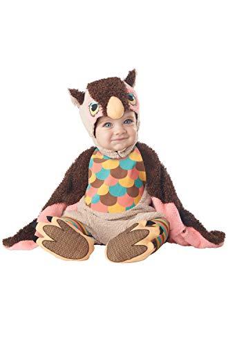 California Costumes Women's Owlette Infant, Multi, 18-24