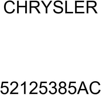 Genuine Chrysler 52125385AC Transmission Plate