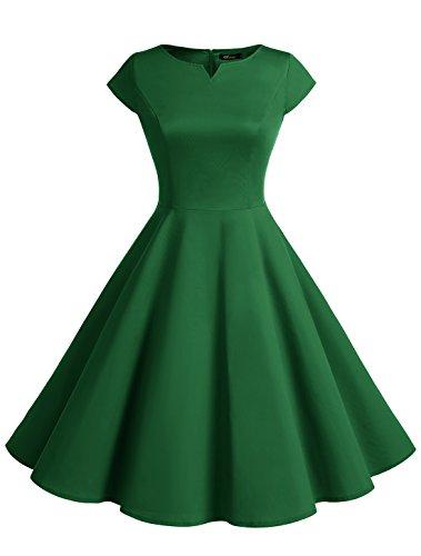 40s inspired dress - 7