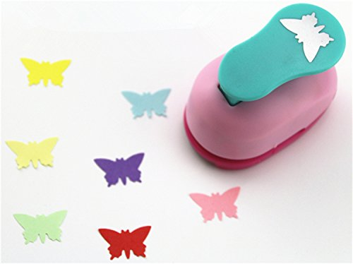 CADY Crafts Punch 1-Inch paper punches . puncher (butterfly)