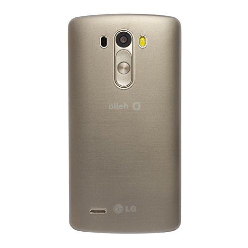 485 opinioni per EASYPLACE®- Cover Case Brinata- Ultra Sottile Slim 0,3mm- GRIGIO SATINATO- LG