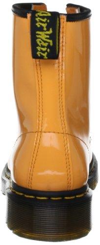 Dr. Martens 1460 Patent Stivaletti, Unisex Adulto Arancione (Acid Orange)