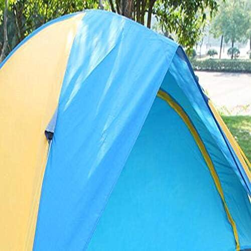 Hulifang Tienda De Campaña, Mosquitera, Portátil, Impermeable, para Acampar, Al Aire Libre, Viajes, Tienda De Campaña, Verano, 2 Personas.