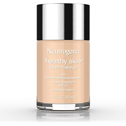 Neutrogena Healthy Skin Liquid Makeup Foundation, Broad Spectrum Spf 20, 70 Fresh Beige, 1 Fl Oz.