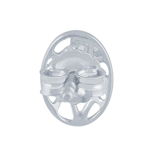 Giantti Diamant Mode Femme Boucles d'oreilles à tige (0.0614CT, VS Clarté, Gh-colour)