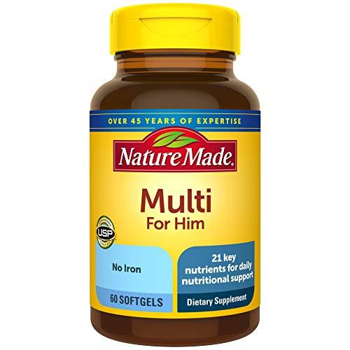 Nature Made Men's Multivitamin