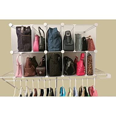 Luxury Living Park-a-Purse Modular Organizer