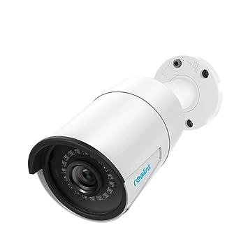 Reolink PoE IP 5MP Súper HD Cámara de Seguridad al Aire ...