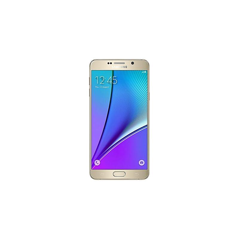 Samsung Galaxy Note 5 SM-N920T 32GB Gold