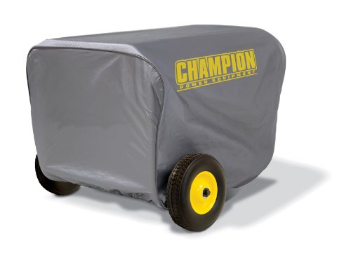 1 500w Generators (Champion Weather-Resistant Storage Cover for 4800-11,500-Watt Portable Generators)