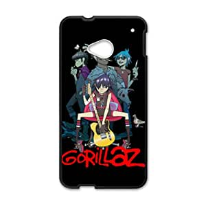 Malcolm Gorillaz Guitar prince Cell Phone Case for HTC One M7