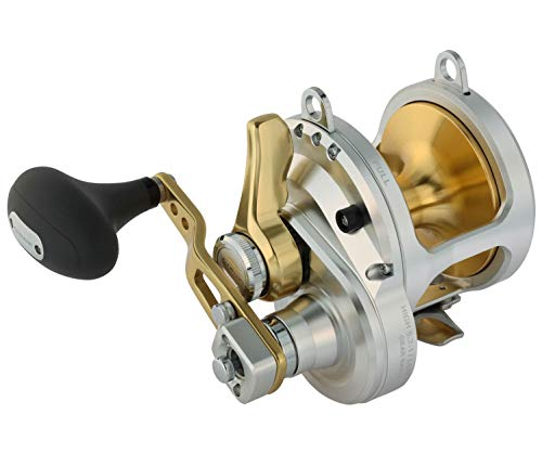 (Shimano Talica 25 II Speed Lever drag Big Game Offshore Seafishing Multiplier Trolling Fishing Reel  )