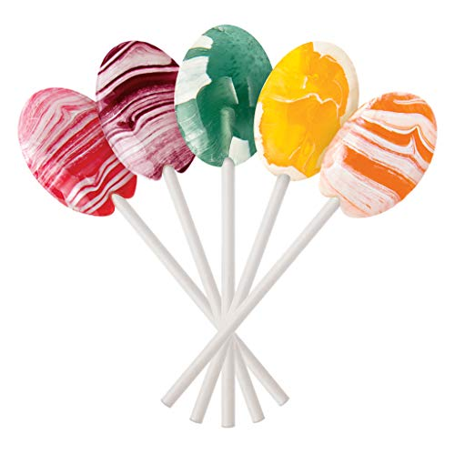 Dr. John's Inspired Sweets Creamsicle Swirl Collection Sugar Free Lollipops (1 ()