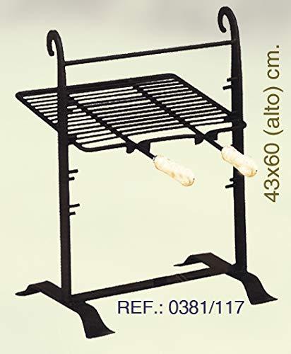 Parrilla chimenea 0381: Amazon.es: Bricolaje y herramientas