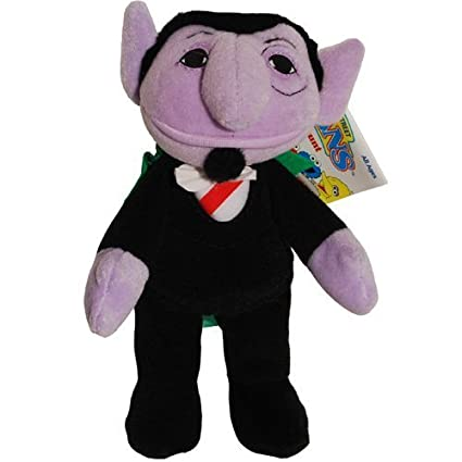 f60bc7d73a5 Image Unavailable. Image not available for. Color  The Count Dracula - Sesame  Street ...