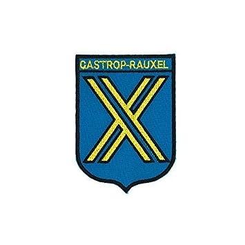 Amazon.de: Aufnäher Patches Wappen Castrop-Rauxel Gr. ca. 7 ...