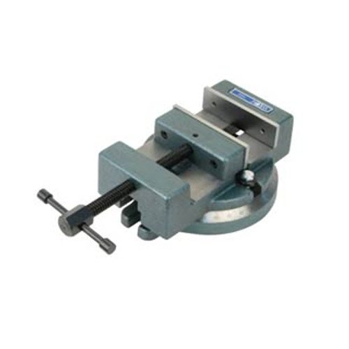 Wilton 11615 Low Profile Milling Machine Vise with Base - 4-1/2 in. Jaw Width, 4 in. Jaw Opening, 1-1/4 in. Jaw Depth