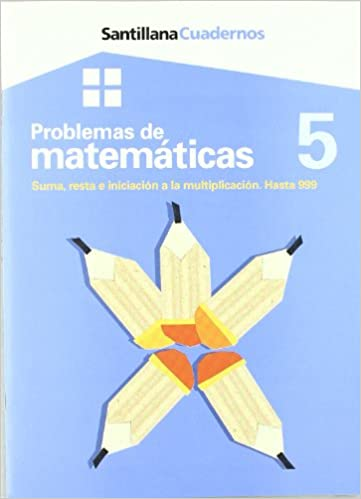 Descarga gratuita de libros electrónicos leídos Cuadernos Problemas de Matemáticas 5 PDF