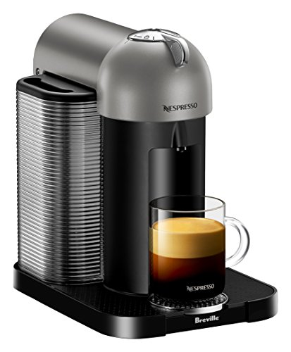 nespresso vertuo coffee and espresso machine by breville. Black Bedroom Furniture Sets. Home Design Ideas