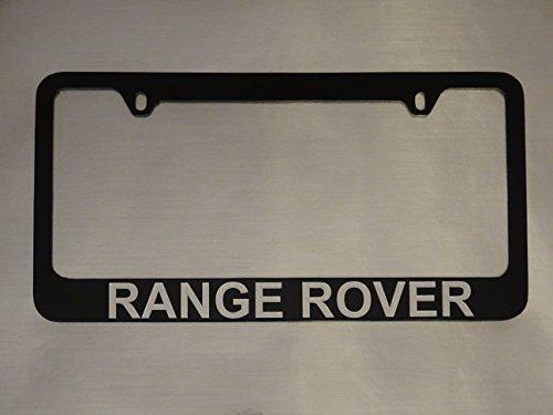 range rover sport license plate - 9