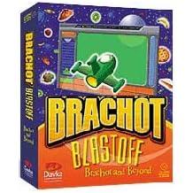 Brachot Blastoff Jewish Childrens Interactive CD ROM PC/MAC